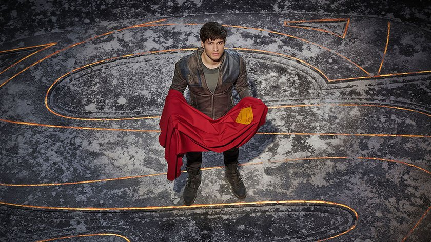 """Krypton"" im Stream & TV"