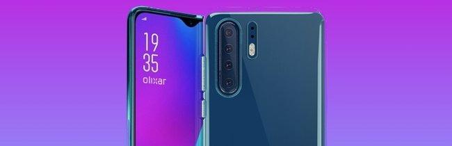 Huawei P30 Pro: So könnte das nächste Top-Smartphone aussehen