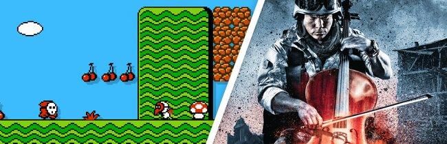 Videospielmusik: Von der Pixeluntermalung bis zum Konzertgewitter