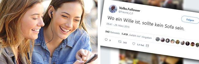 Twitterperlen – Die lustigsten Tweets aller Zeiten