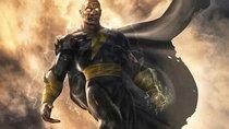 """Dwayne Johnson muskulös wie nie zuvor: Neue """"Black Adam""""-Bilder zeigen den DC-Star"""