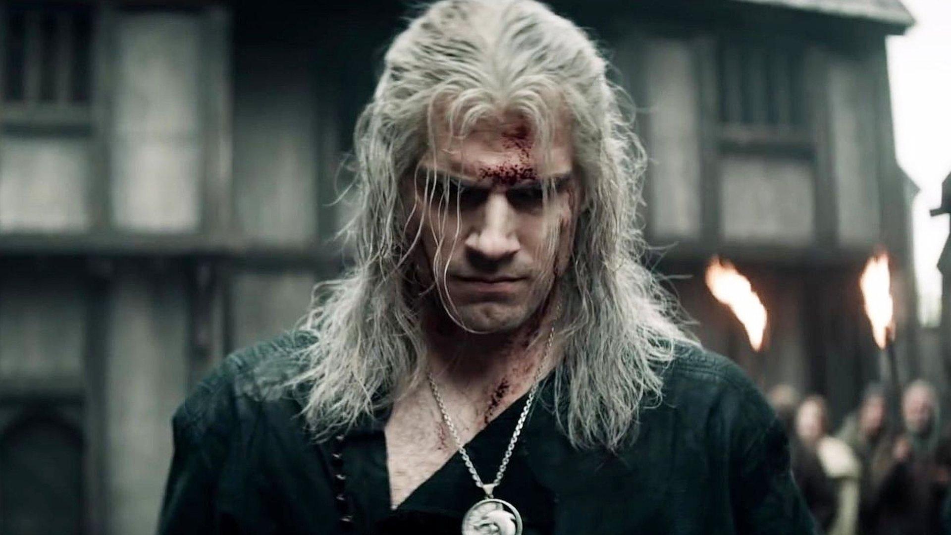 The Witcher Und Sein Hmm Deswegen Ist Henry Cavills