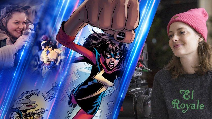 "MCU-Traumrolle: Zwei ""Community""-Stars wollen dieselbe Marvel-Heldin verkörpern"
