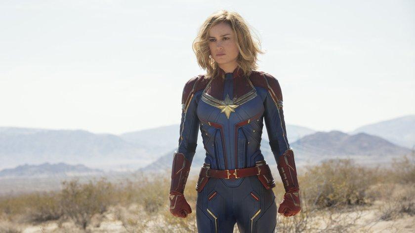 """""""Captain Marvel""""-Kritik: Ein solides Debüt, mehr aber leider nicht"""
