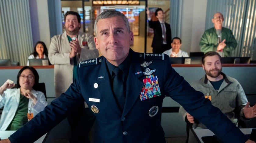 """""""Space Force"""" Staffel 2: Wann kommen neue Folgen auf Netflix?"""