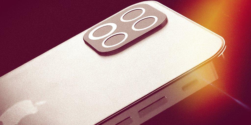 iPhone 12 im Retro-Look: So markant könnte das Apple-Handy aussehen