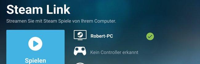 Steam Link App: PC-Spiele auf dem Smartphone zocken