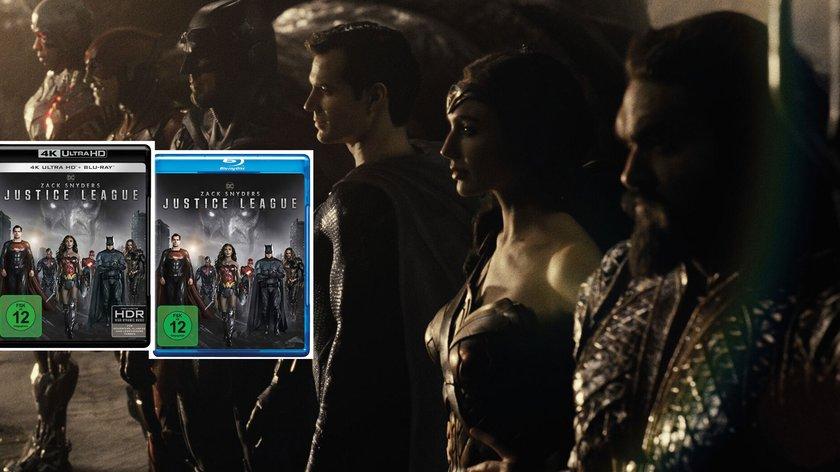 """""""Zack Snyder's Justice League"""": Verlosung des Superhelden-Epos im Heimkino"""