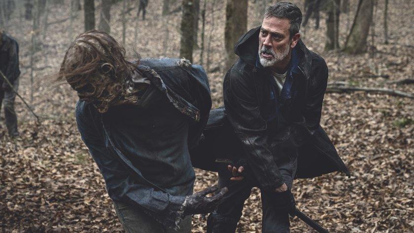 """""""The Walking Dead"""": Staffel 11 Folge 3 könnte das Kriegsbeil zwischen Maggie und Negan begraben"""