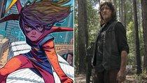 """Wichtiger Schritt für """"Ms. Marvel"""": Neue MCU-Serie holt sich """"The Walking Dead""""-Hilfe"""