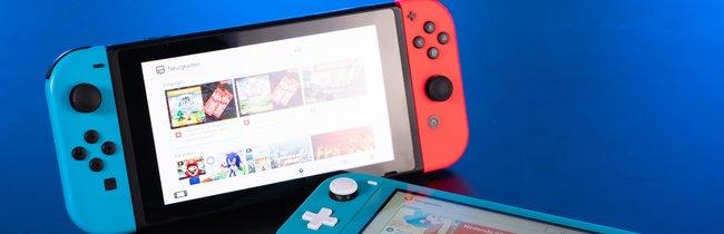 """Top 10: Die beliebtesten """"Nintendo Switch""""-Spiele in Deutschland"""