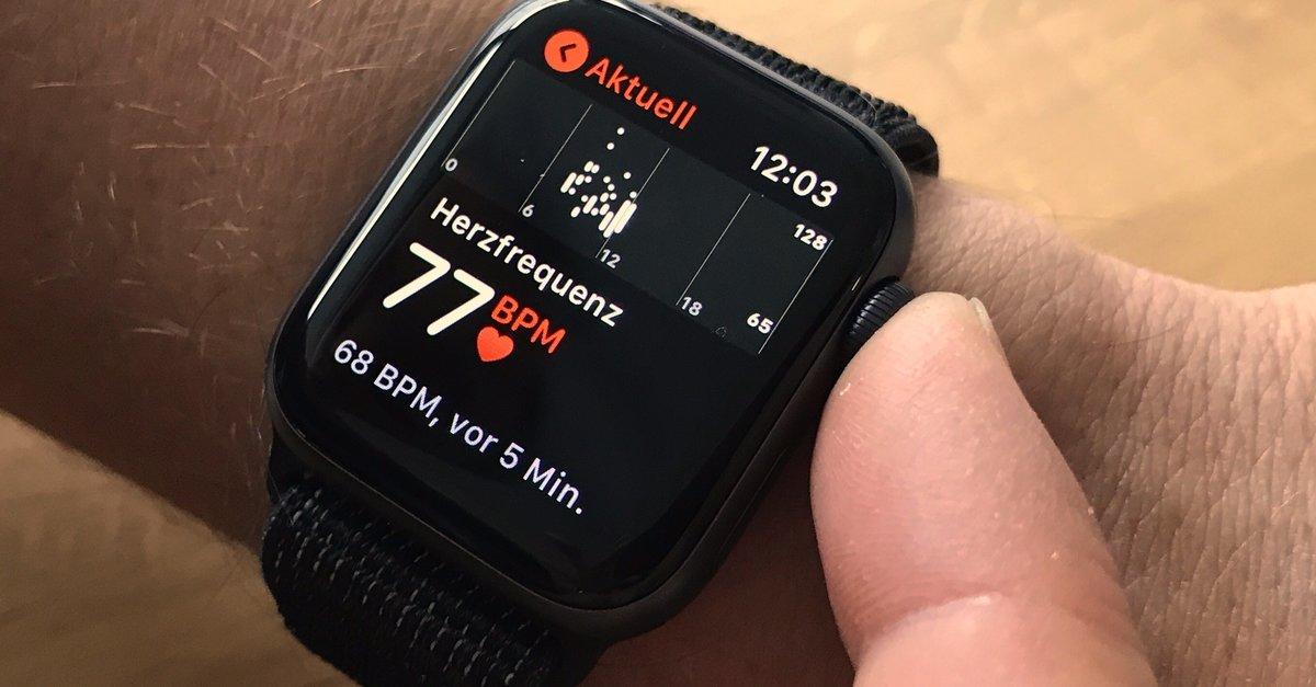 Herzfrequenz Messen Iphone