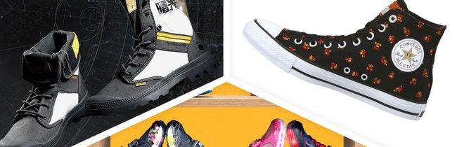 Diese 19 offiziellen Sneaker will jeder Gamer haben