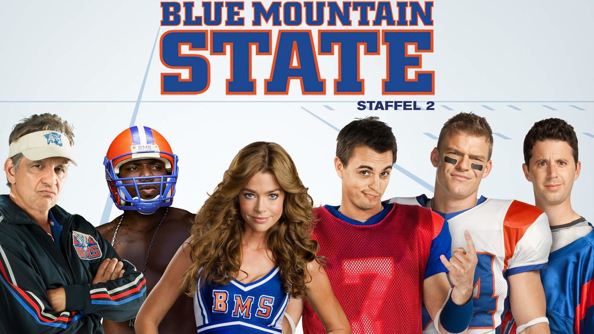 Serien Stream Blue Mountain State