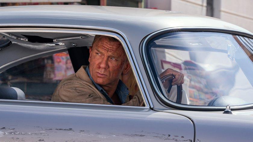 """84-jähriger James-Bond-Fan floh aus Seniorenzentrum, um """"Keine Zeit zu sterben"""" zu sehen"""