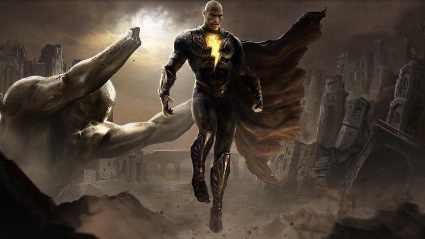 """""""Black Adam"""": DC-Film mit Dwayne Johnson kommt wohl früher, als gedacht"""