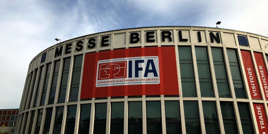 IFA 2019: Die Highlights der Internationalen Funkausstellung in Berlin