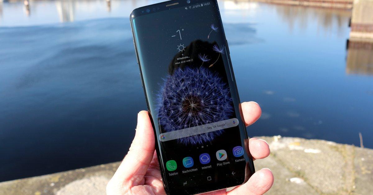 Samsung aktualisiert Smartphones: Erste Galaxy-Handys erhalten neues Android