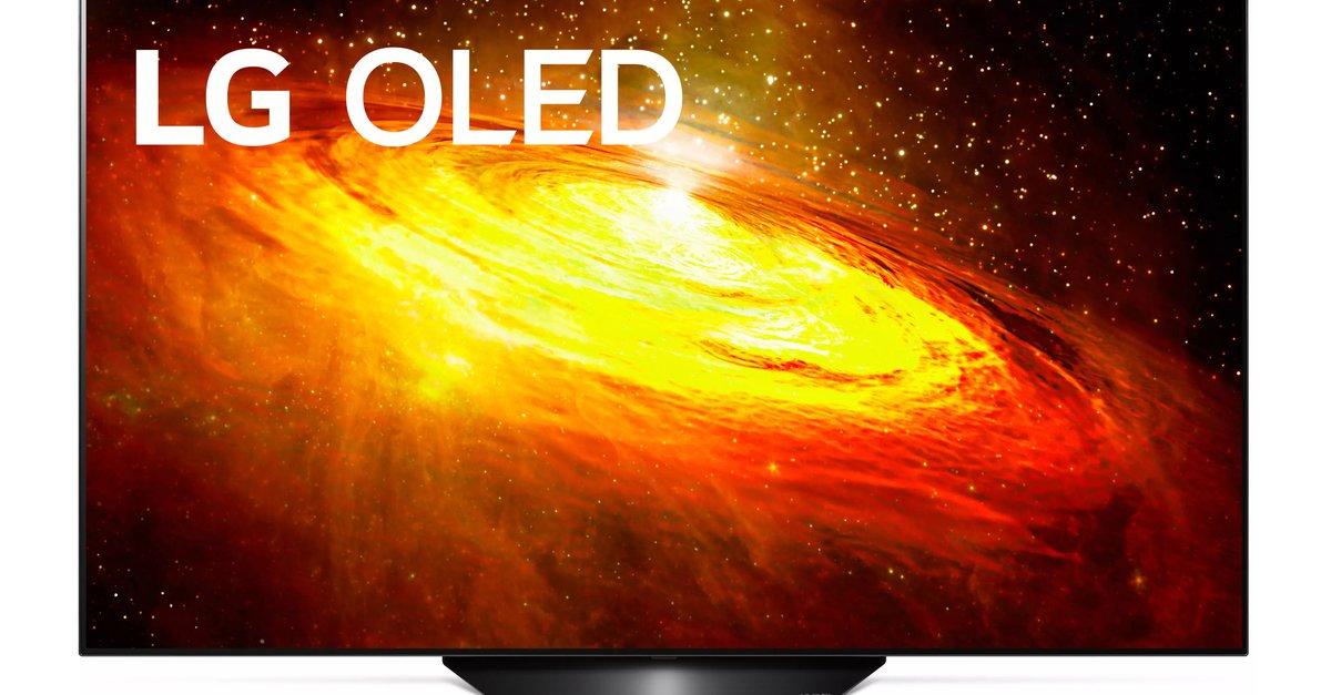 LG OLED-TV supergünstig: Optimaler PS5-Fernseher erstmals unter 1.000 Euro