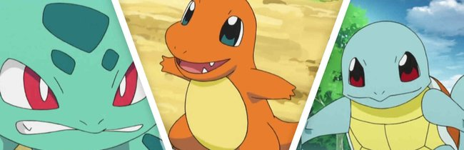 Das sind die stärksten und schwächsten Starter-Pokémon