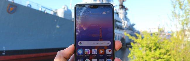 Huawei P20 in Bildern: Handliche Smartphone-Schönheit
