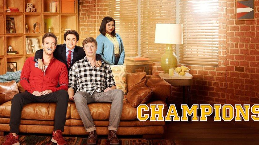 """Ist die Serie """"Champions"""" bei Netflix verfügbar?"""