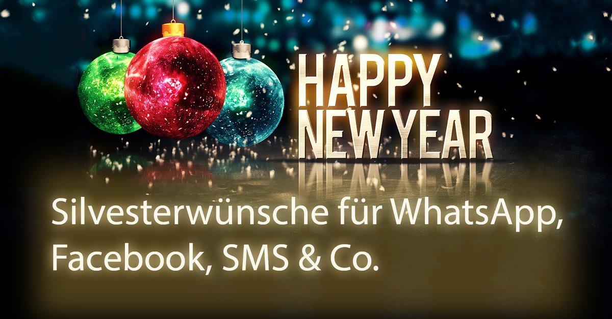 Silvester Sprüche Whatsapp