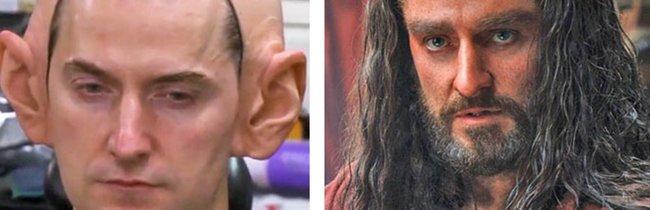 32 Transformationen in Filmen, die ohne Make-Up nicht möglich gewesen wären