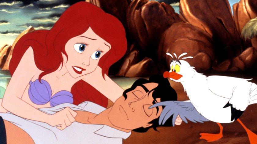 """""""Arielle, die Meerjungfrau""""-Neuverfilmung: Set-Fotos zeigen erstmals die neue Arielle"""