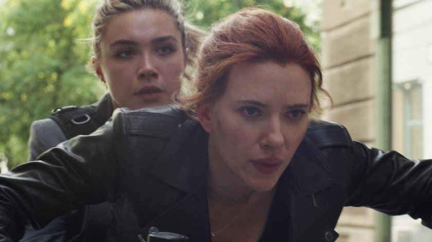 """MCU-Zukunft gesichert: Neue Black Widow soll auch in """"Hawkeye""""-Serie auftauchen"""