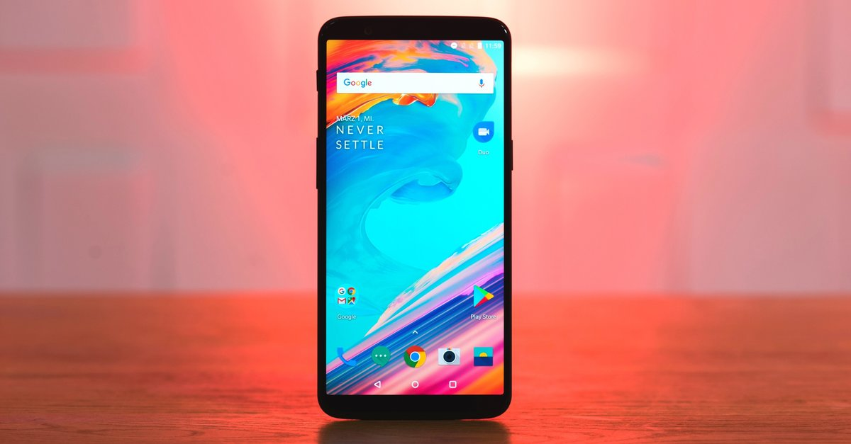 e3c34f038a8 Owners of the Android smartphones OnePlus 5 and OnePlus 5T can look forward  to it. As of now, the update will be distributed on Android 9 Pie.