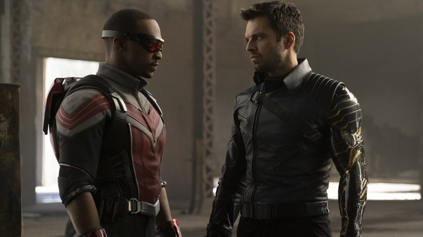 "Morddrohungen gegen ""Falcon and the Winter Soldier""-Star: Echte Marvel-Fans beziehen klar Stellung"