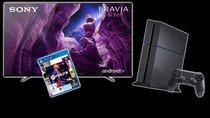 Nur noch heute: Sony 4K UHD TV zum Bestpreis kaufen und PS4 gratis bekommen
