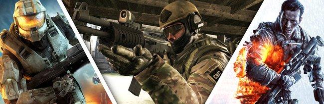 Diese 18 Online-Shooter musst du einfach mal gespielt haben
