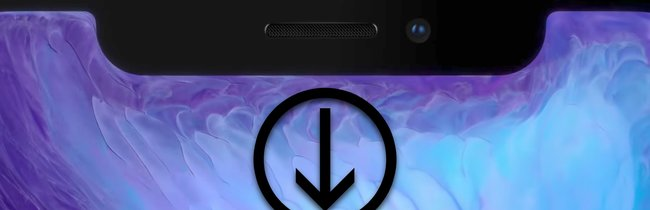 iPhone X: Retro-Wallpaper mit Download-Links
