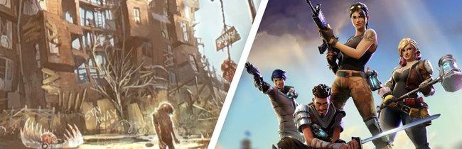 Die Entstehung von Fortnite: Vom düsteren Zombie-Spiel zum Battle-Royale-Hit