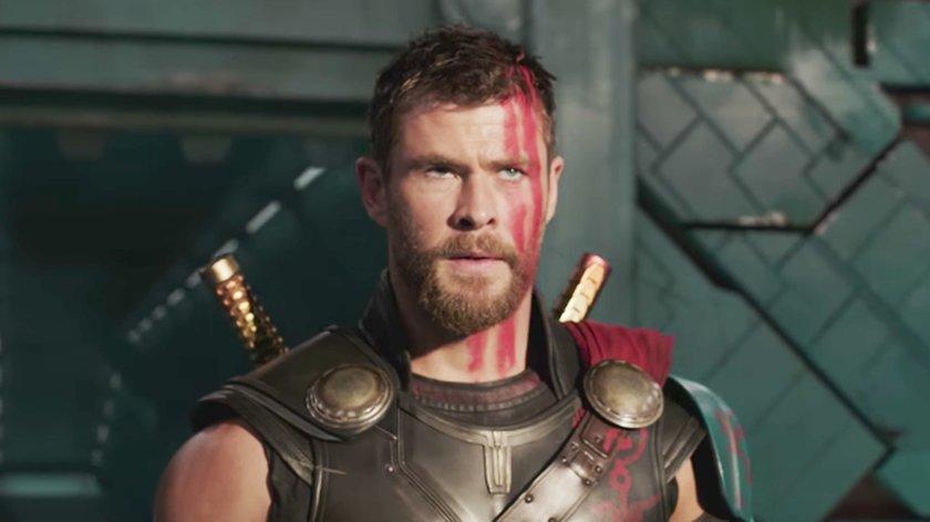 """Großes MCU-Versprechen für """"Thor 4"""": Chris Hemsworth sorgt in neuem Video für Muskel-Show"""