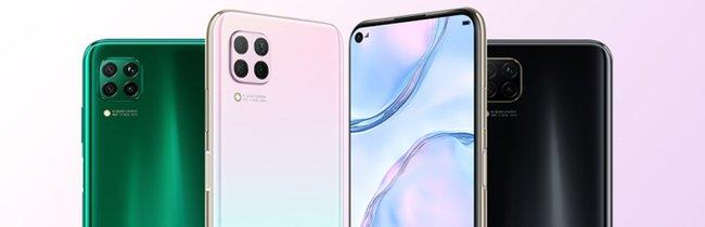Huawei P40 (lite/Pro/Premium): Farben der Smartphones im Überblick