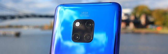 Huawei Mate 20 Pro: Leica-Triple-Kamera mit Weitblick im Test