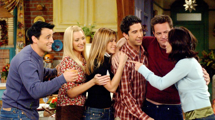 """""""Friends: The Reunion"""" – Das Comeback von Ross, Rachel und Co. jetzt auf Deutsch"""
