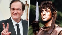 "Quentin Tarantino enthüllt Plan für ""Rambo""-Neuverfilmung: Erbe von Sylvester Stallone passt perfekt"