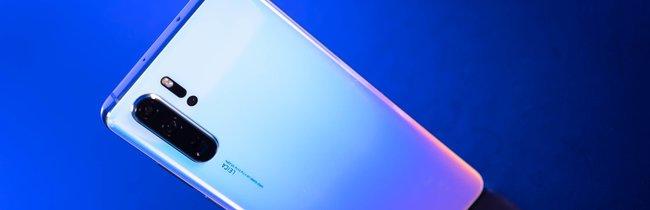 Huawei P30 Pro in Bildern: Ein Augenschmaus von Smartphone