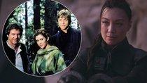 """The Mandalorian""-Star möchte legendäres ""Star Wars""-Trio zurückholen"