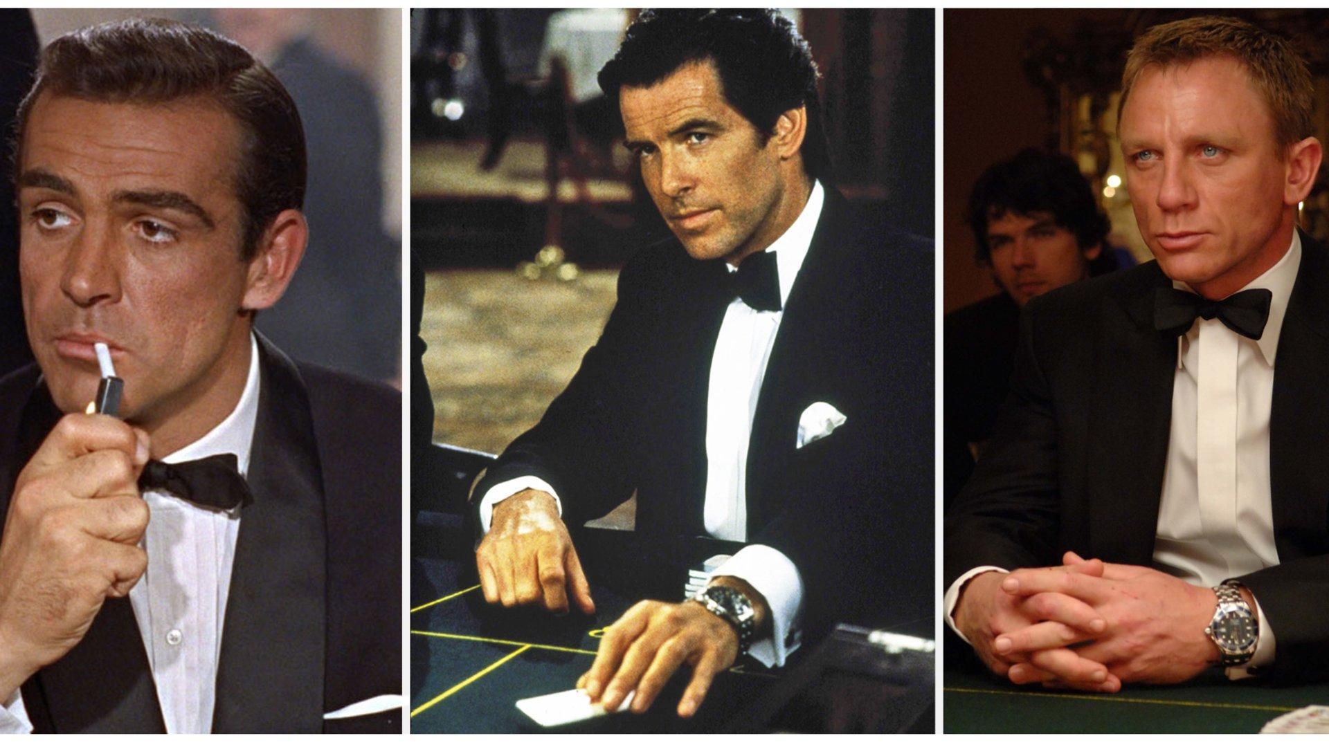 James Bond-Darsteller