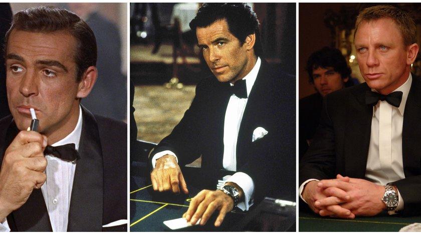 Alle James Bond-Darsteller im Überblick: Sean Connery, Roger Moore und Co.