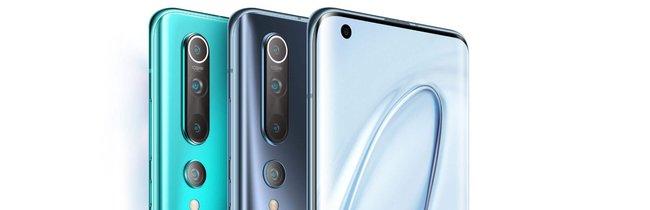 Xiaomi Mi 10 (Lite/Pro): So sehen die Farben aus!