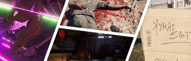 Far Cry 5: 16 Easter Eggs, Anspielungen und Geheimnisse in Hope County