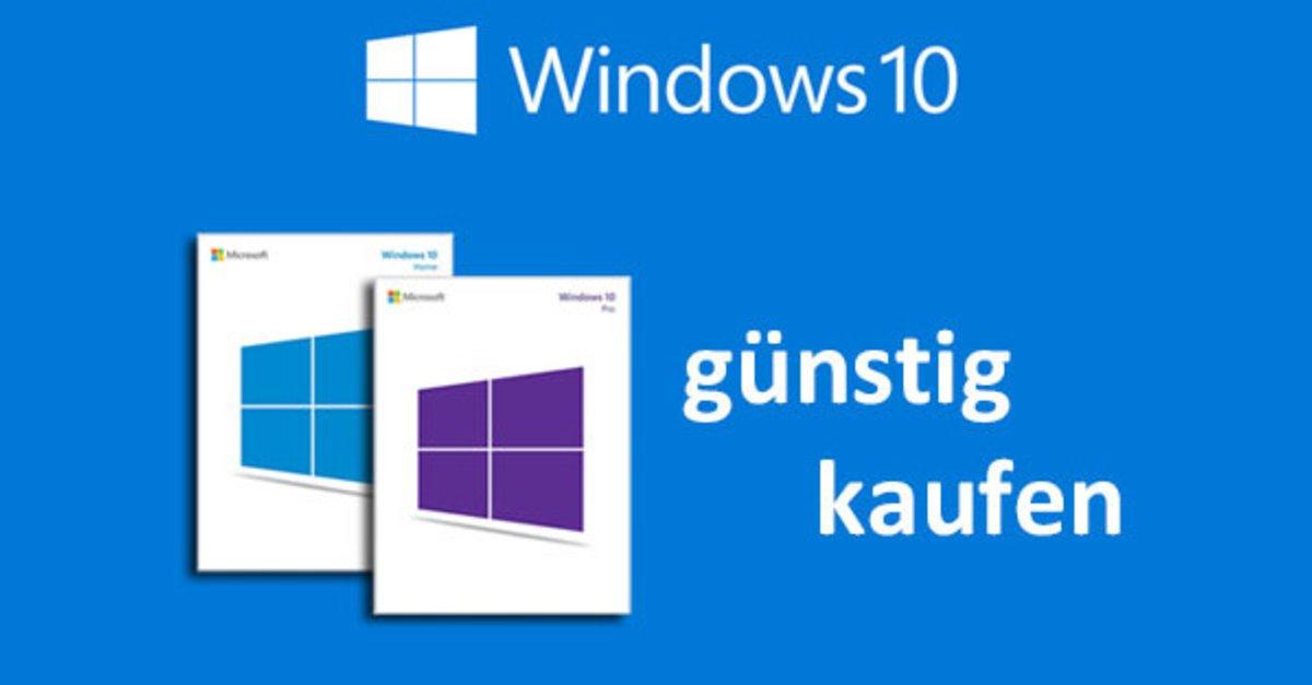 windows 10 preis so g nstig kann das neue betriebssystem sein. Black Bedroom Furniture Sets. Home Design Ideas