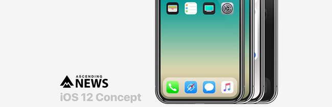 iOS 12: Dieses Konzept beseitigt die größten Schwächen