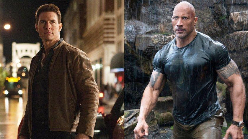 Dwayne Johnson: Diese Rolle hat ihm Tom Cruise weggeschnappt